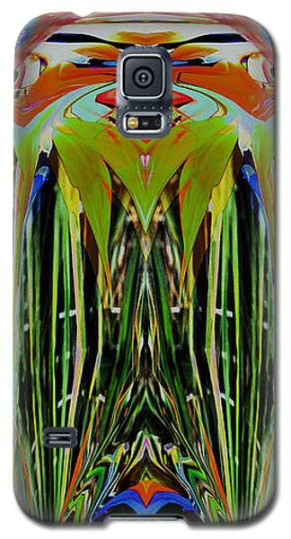 Bird Of Paradise Manipulation 1 Galaxy S5 Case
