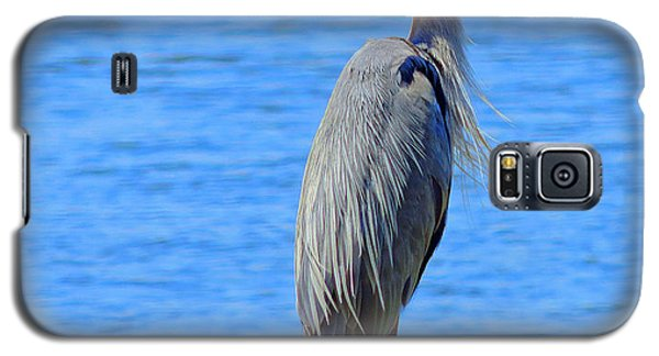 Bird On The Water Galaxy S5 Case