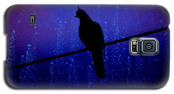 Bird On The Wire ... Galaxy S5 Case