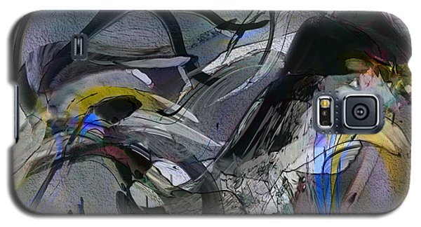 Galaxy S5 Case featuring the digital art Bird That Wept With Me by Richard Thomas