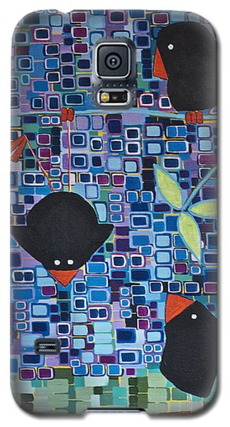 Bird Tricks Galaxy S5 Case