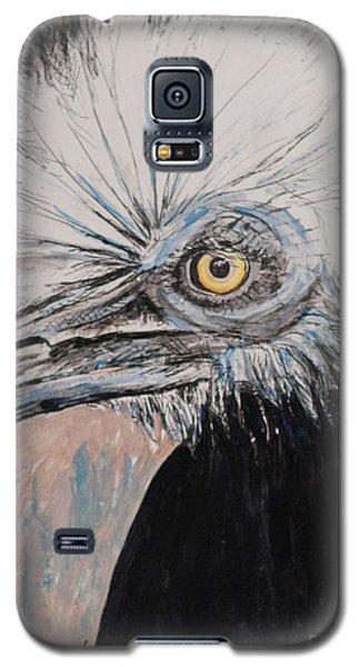 Birdeye Crown Horn Bill Galaxy S5 Case