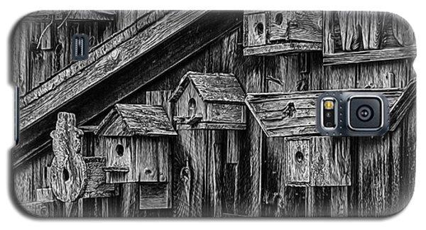 Birdhouse Collection Galaxy S5 Case