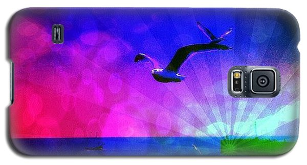 Birds Galaxy S5 Case by Chris Drake