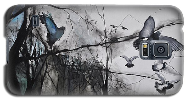 Birds Galaxy S5 Case