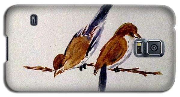 Birds Of A Feather Galaxy S5 Case