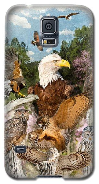 Birds Of Prey Galaxy S5 Case