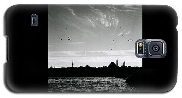 Birds Over The Golden Horn Galaxy S5 Case
