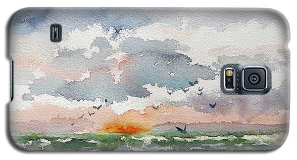 Birds Rising IIi Galaxy S5 Case