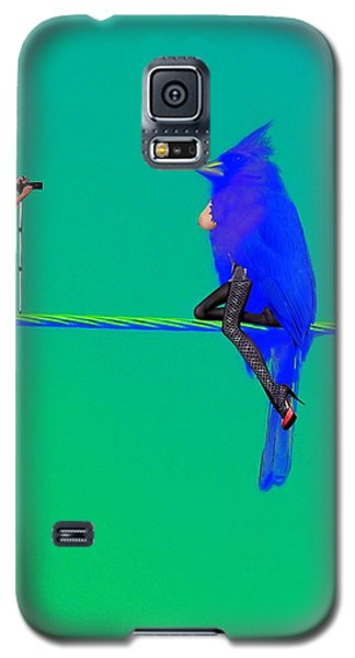 Birdwatcher Galaxy S5 Case
