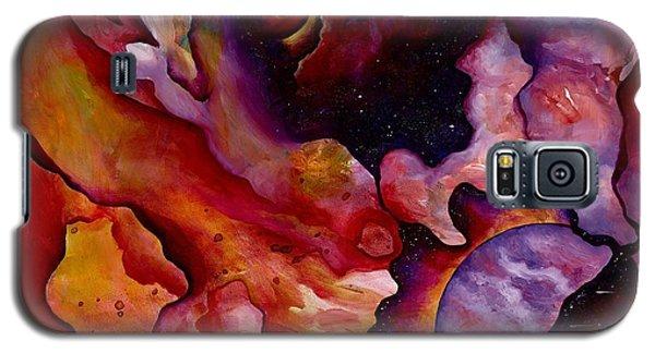 Birth Of A New World Galaxy S5 Case