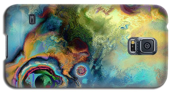 Birth Of A Star Galaxy S5 Case by Ursula Freer