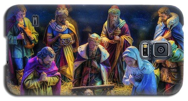 Birth Of Jesus Galaxy S5 Case
