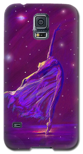 Birth Of The Cosmos Galaxy S5 Case
