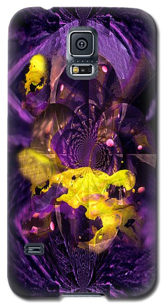 Galaxy S5 Case featuring the photograph Birth Of Universe by Robert Kernodle