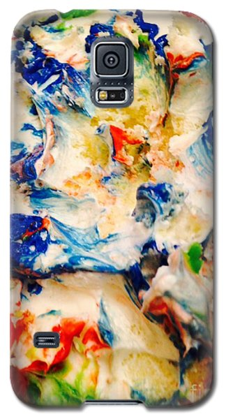 Birthday Cake Galaxy S5 Case
