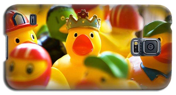 Birthday Ducks Galaxy S5 Case