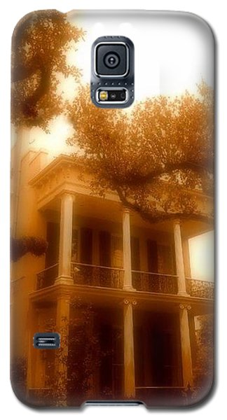 Birthplace Of A Vampire In New Orleans, Louisiana Galaxy S5 Case