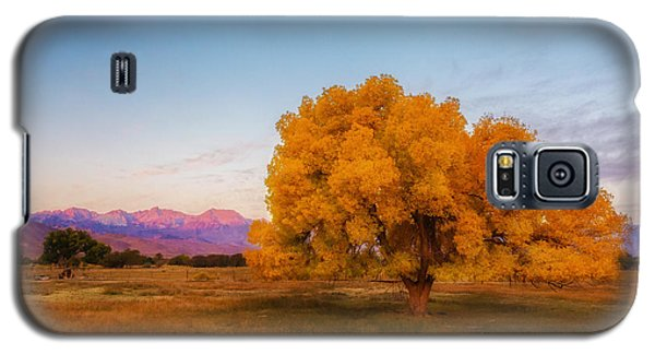 Bishop Sunrise Galaxy S5 Case