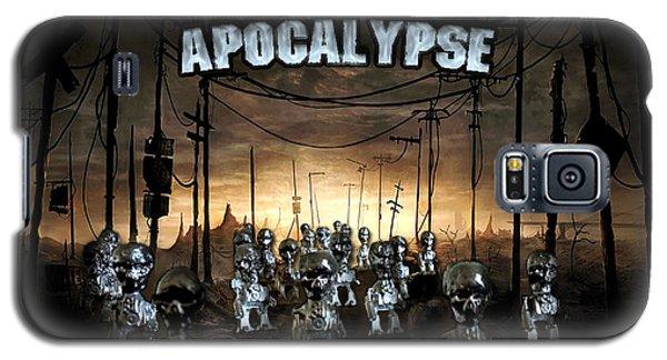 Bismuth Apocalypse Galaxy S5 Case