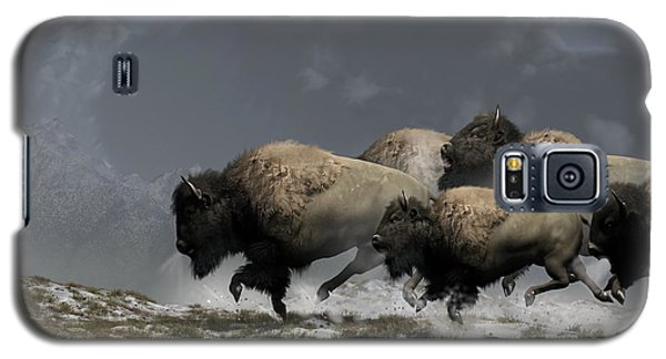 Bison Stampede Galaxy S5 Case