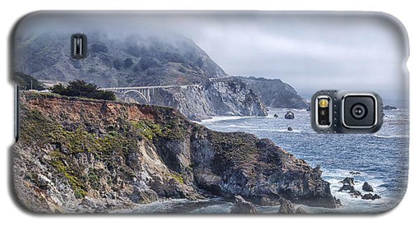 Bixby Bridge - Large Print Galaxy S5 Case