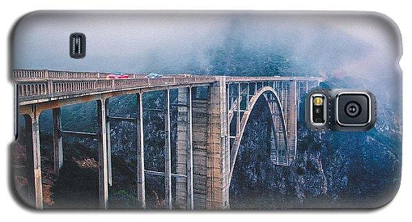 Bixby Creek Bridge Galaxy S5 Case