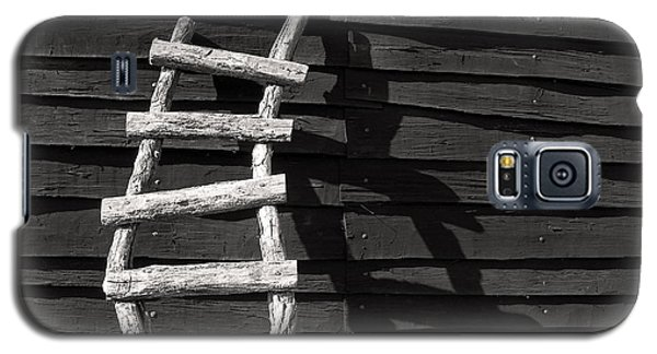 Black And White Ladder Galaxy S5 Case