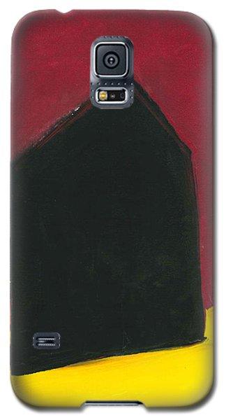 Black Arthouse Galaxy S5 Case