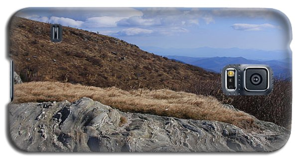 Galaxy S5 Case featuring the photograph Black Balsam Knob-north Carolina by Mountains to the Sea Photo
