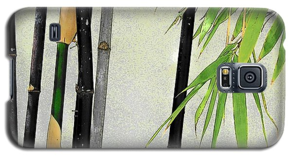 Black Bamboo Sarasota IIi Galaxy S5 Case