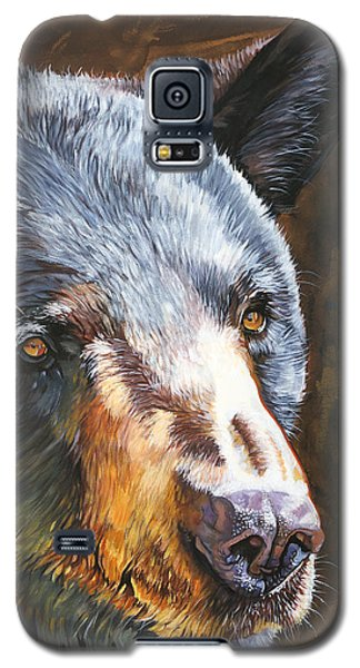 Black Bear The Messenger Galaxy S5 Case