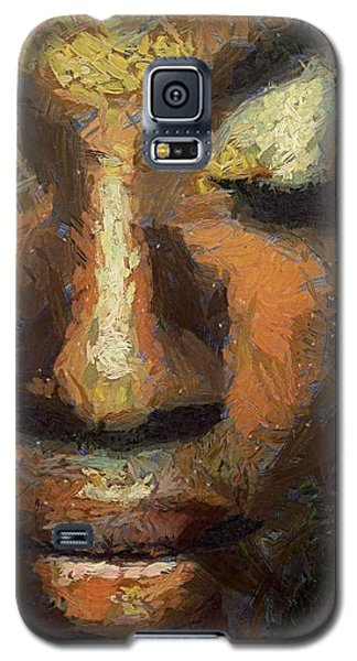 Black Beauty Galaxy S5 Case by Dragica  Micki Fortuna