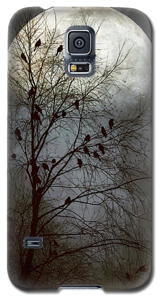 Black Birds Singing In The Dead Of Night Galaxy S5 Case