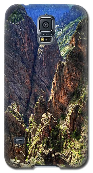 Black Canyon Of The Gunnison National Park I Galaxy S5 Case