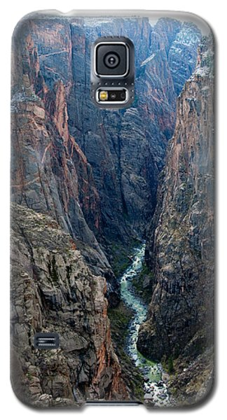 Black Canyon The River  Galaxy S5 Case