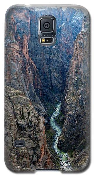 Black Canyon The River  Galaxy S5 Case
