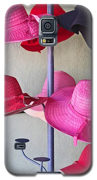 Black Chapeau Of The Family Galaxy S5 Case