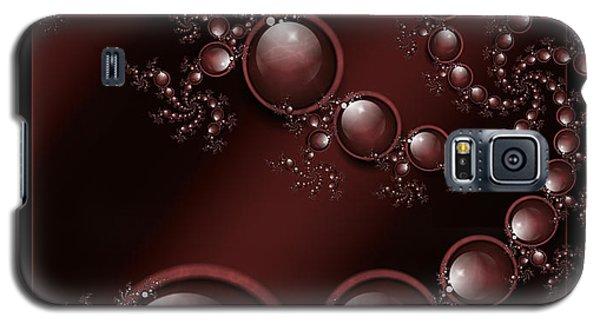 Black Cherry Galaxy S5 Case