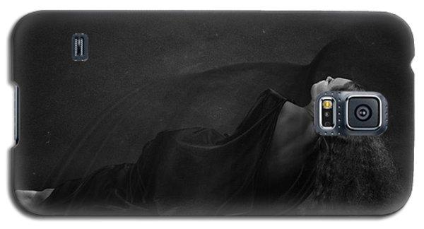 Black Dress Galaxy S5 Case by Evgeniy Lankin
