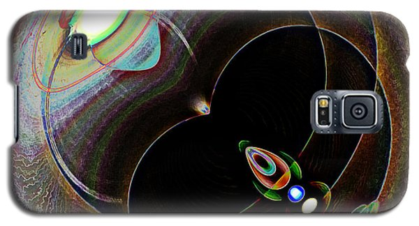 Black Eye Galaxy S5 Case