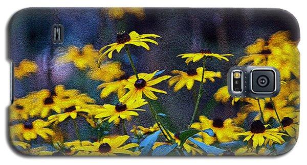 Black-eyed Susans Galaxy S5 Case by Patricia Griffin Brett