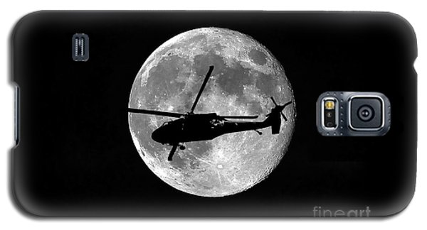 Black Hawk Moon Galaxy S5 Case