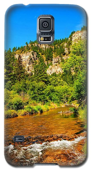 Black Hills Beauty Galaxy S5 Case