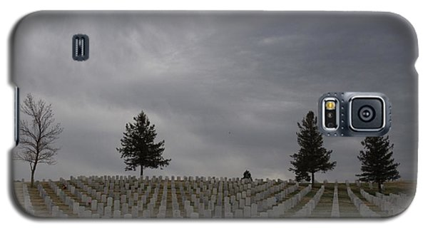 Black Hills Cemetery Galaxy S5 Case