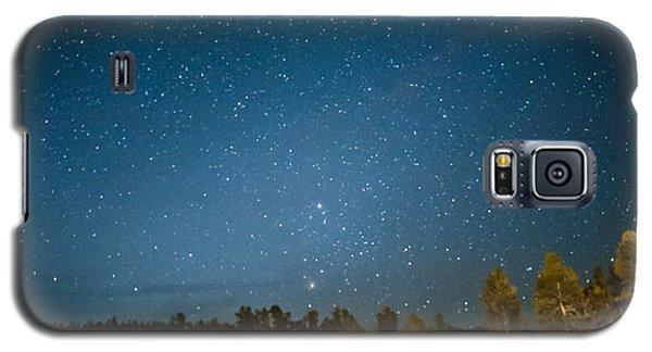 Black Hills Night Galaxy S5 Case