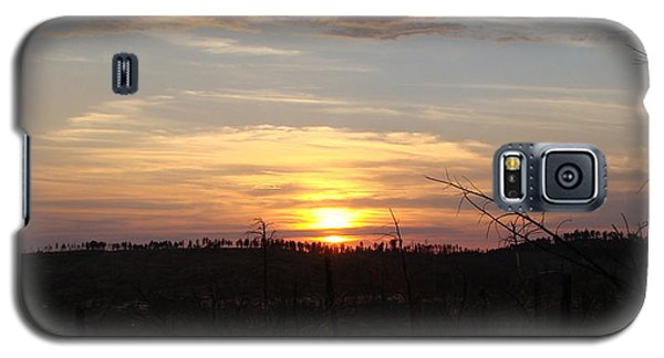 Galaxy S5 Case featuring the photograph Black Hills Sunset IIi by Cathy Anderson