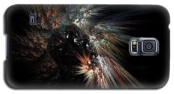Black Hole Galaxy S5 Case
