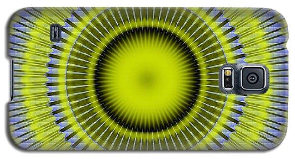 Black Hole Sun Galaxy S5 Case
