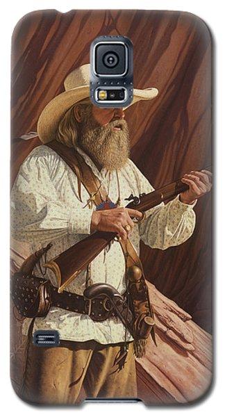 Black Kettle Galaxy S5 Case